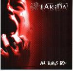 Cover for Takida - All Turns Red