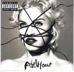 Cover for Madonna - Rebel Heart  (Deluxe Version 5 Additional Tracks)