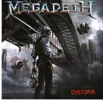 Cover for Megadeth - Dystopia