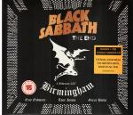 Cover for Black Sabbath - The End  (DVD+CD)