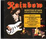 Cover for Rainbow - Monsters Of Rock Live At Donington 1980 (DVD+CD)