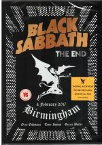 Cover for Black Sabbath - The End  (Blu-ray)
