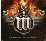 Cover for Motorhead  (Varios) - The Many Faces Of Motörhead  (3CD-Box)