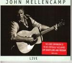 Cover for Mellencamp John - Life Death ' Live' And Freedom