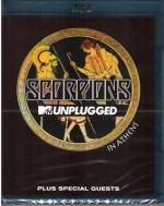 Cover for Scorpions - Unplugged   (Blu-ray)