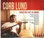 Cover for Lund Corb - Things That Can't Be Undone (CD+DVD)