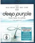 Deep Purple - From Here To Infinite (The Movie Blu-ray)