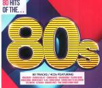 Cover for Various - 80 Hits Of The 80's  (4CD- Box)