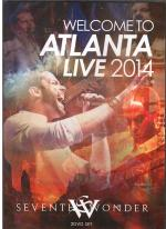 Cover for Seventh Wonder - Welcome To Atlanta Live 2014 (2DVD)