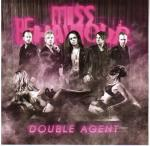 Cover for Miss Behaviour - Double Agent