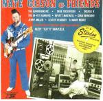 Cover for Nate Gibson & Friends - The Starday Sessions
