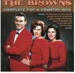 Cover for The Browns - Complete Pop & Country Hits