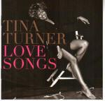 Cover for Turner Tina - Love Songs
