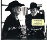 Cover for Willie Nelson & Merle Haggard - Django And Jimmie  (Digi)