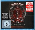 Cover for U.D.O - Havy ¤ Metal ¤ Night ¤ (2CD+ Bluray)