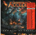 Cover for Accept - The Rise Of Chaos  (Digi)