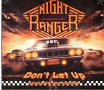 Cover for Night Ranger - Don't Let Up (Deluxe Edition CD+DVD)