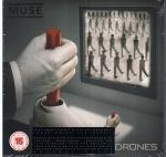 Cover for Muse - Drones     (Digi)
